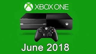 XBOX ONE Free Games - June 2018