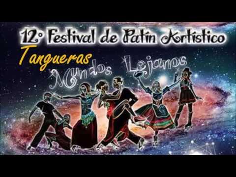 2da Parte 12º Festival de Patín Artístico Rojinegro