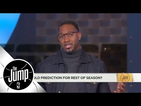 All-Star Weekend preview and bold rest of season predictions | The Jump | ESPN