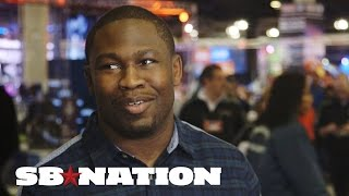 Justin Forsett goes on Super Bowl game show, talks Gisele Bündchen and Phoenix Suns mascot thumbnail