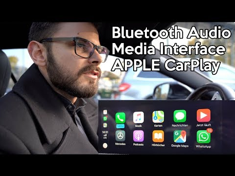 Wie kommt die Musik ins Auto? | Bluetooth Streaming | Media Interface | Apple CarPlay