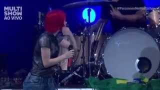 Paramore: Misery Business - Live at São Paulo - Circuito Banco do Brasil
