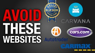 Car Buying Websites to Find Deals on Used Cars   Review of Carvana, Autotrader, Carmax and Others