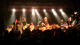 BEATSTEAKS München Backstage 22.09.14 Shut up stand up (Caution - loud ;))