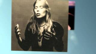 JONI MITCHELL let the wind carry me