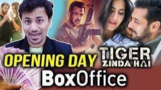 Tiger Zinda Hai OPENING DAY Collection | Box Office PREDICTION | Salman Khan | Katrina Kaif