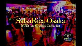 SalsaRica Osaka 2018.9.8