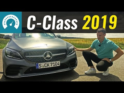 Mercedes Benz C Class Sedan Седан класса C - тест-драйв 1