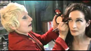 Angelina Avallone Talks About Makeup For Broadway's Cabaret
