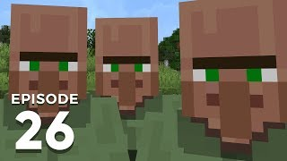 026 - Nitwit Dynamics // The Spawn Chunks: A Minecraft Podcast
