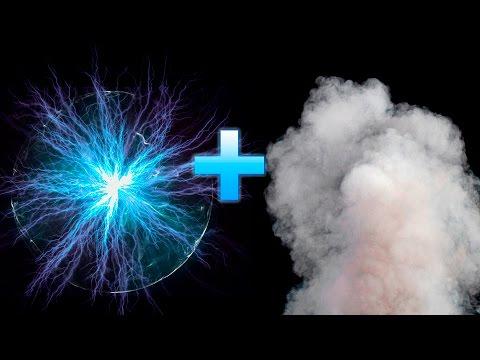Электричество + Газ = ПЛАЗМА!
