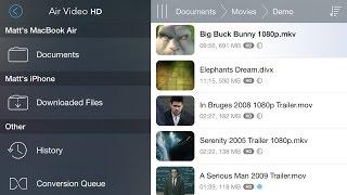 Air Video HD - Trailer