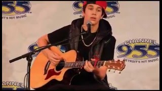 Austin Mahone - Let Me Love You (Mario Cover)