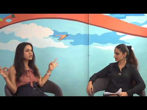 Episode 2 of The Ridima Wali Show with Nutrionist  Khyati Rupani