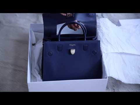 Christian Dior – Diorever bag unboxing 2017