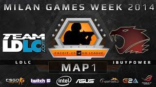 LDLC vs iBUYPOWER - Map 1 (de_inferno) - FACEIT Season 2 LAN Finals