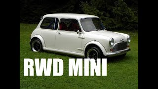 Yamaha R1 Engined RWD Mini Build Project