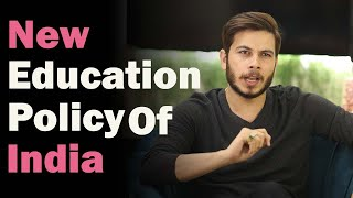Reality Of New Education Policy 2020 || Nitish Rajput