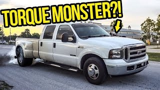 Here's How I Made My 300,000 Mile Ford F350 Dually FAST As HELL (And Crazy Reliable)