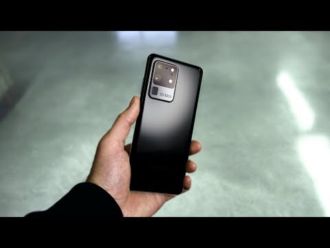 Samsung Galaxy S20 Ultra – Hands On With The Beast!