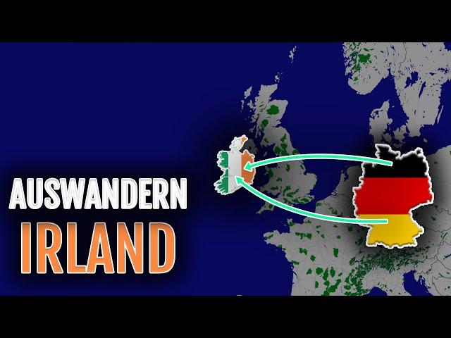 Video Pronunciation of irland in German