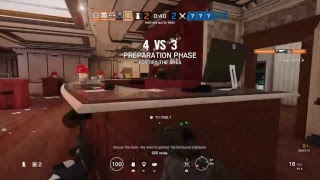 PeWee-R6's Live PS4 Broadcast