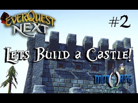 Building a Castle!
