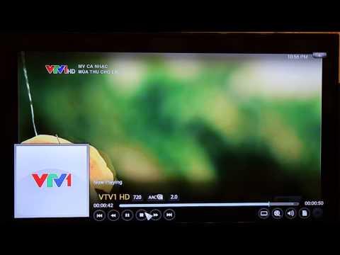 Xem Tivi HD online Bằng XBMC trên Minix Neo X9