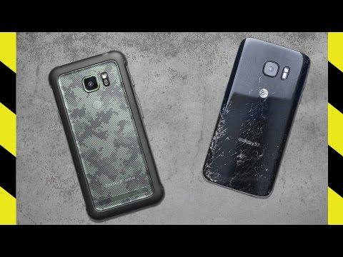 "Samsung Galaxy S7 Active (32Go, Gris Titane, 5.10"", 12Mpx, 4G)"
