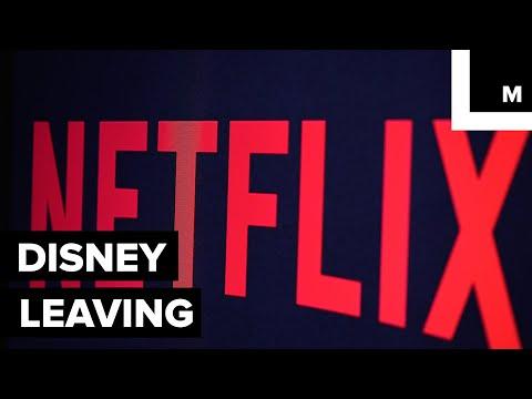 Disney and Netflix cut ties