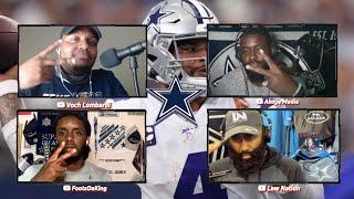 THEEEE Dallas Cowboys Round Table || Daks Contract || Ceedee Lamb Vs Trevon Diggs
