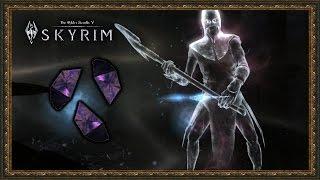 TES 5: Skyrim #Dawnguard - Осколки камня Жнеца