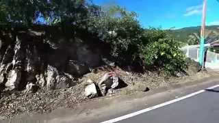 preview picture of video 'Mountain road trip from Ciales to Juana Díaz, Puerto Rico'