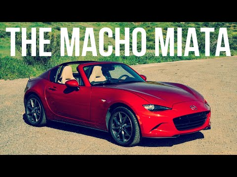 2021 Mazda Miata RF | Full Review