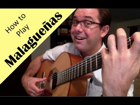 How to play Malagueñas with Ben Stubbs