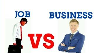 JOB vs BUSINESS| How to develop Business mind set by Abdus samad shah