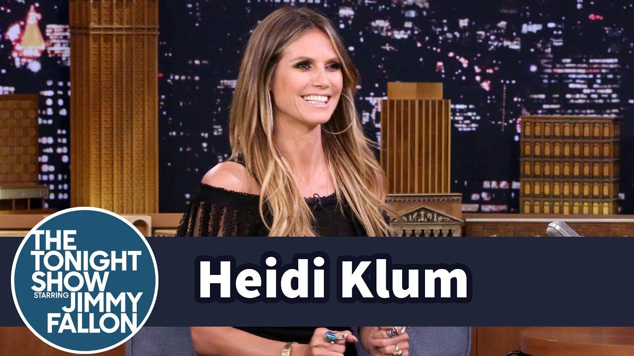 Heidi Klum and Tyra Banks Turn America's Got Talent into a Victoria's Secret Reunion thumbnail