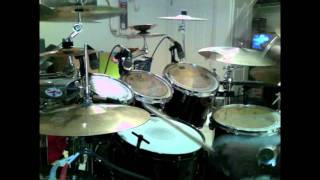 Dave Matthews Band Busted Stuff Drum Cover