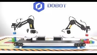 DOBOT Conveyor Belt – instructie