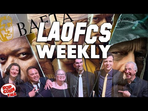 GLASS Early Review, LAOFCS Awards Recap, and BAFTA Nominations | LAOFCS Weekly Ep. 20