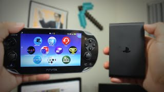 PlayStation TV Overview - $40 for a PlayStation Vita