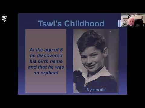 The Story of a Hidden Child - Tswi Josef Herschel