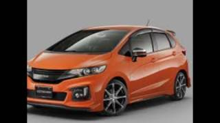 honda fit slaid show