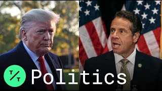 Legal Troubles Behind Trump's Florida Residency Change, New York Gov. Cuomo Says