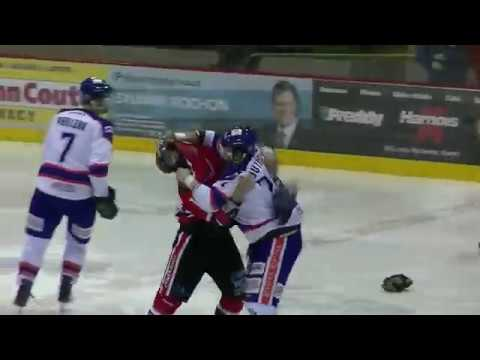 Guillaume Coudé-Tremblay vs. Chris Cloutier