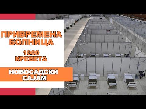 Министар Вулин: Србија показује да је у стању да се прилагоди најтежим временима и колико је важно имати чврсто вођство Заједничким залагањем града Новог Сада, Покрајинског секретаријата за здравство и припадника Војске Србије, завршена је…