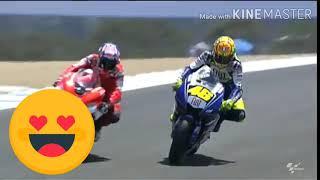 Motogp with mr. 46 ride skills