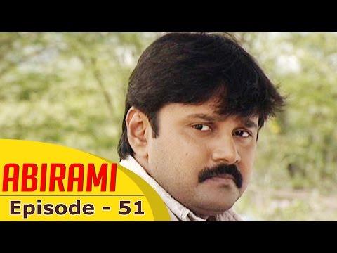 Abirami-Epi-51-Tamil-TV-Serial-14-09-2015-Gautami-06-03-2016