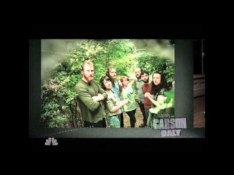 Lost in the Trees On Last Call with Carson Daly