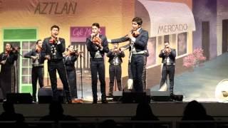 Mariachi Juvenil Aztlan Vargas Extravaganza 2015